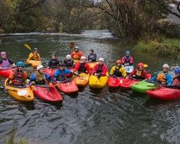 Creeking at Nationals, Waikaremoana