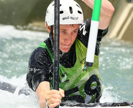 Finn, NZ Open 19