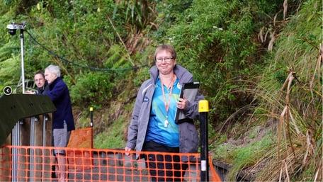 Kellie Bailey, NZ & International Official